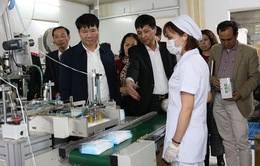 Giám sát doanh nghiệp sản xuất khẩu trang trong dịch nCoV
