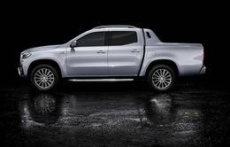 Lý do gì khiến Mercedes-Benz ngừng sản xuất xe bán tải X-Class?