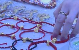 Nhiều thách thức cho thị trường vàng ngày Vía Thần Tài
