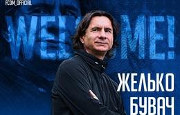 Cựu trợ lý của HLV Jurgen Klopp tới Nga làm việc