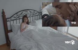 """Tiệm ăn dì ghẻ: Lên giường lúc Cúc say, Phillip (Bình An) bị chửi """"đê tiện"""""""