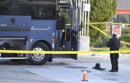 Xả súng trên xe bus tại Mỹ, 6 người bị thương