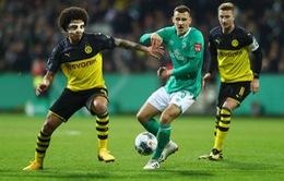 Werder Bremen 3-2 Borussia Dortmund: Thất bại cay đắng