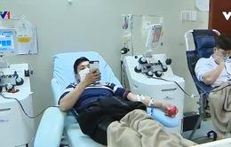 Lan tỏa nghĩa cử hiến máu