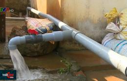 Khoan giếng nước ngầm cung cấp nước cho người dân vùng hạn mặn Sóc Trăng