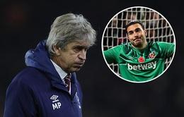 Manuel Pellegrini chỉ ra nguyên nhân khiến ông bị West Ham sa thải