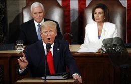 Tổng thống Trump đọc Thông điệp Liên bang nhấn mạnh sự trở lại của nước Mỹ vĩ đại