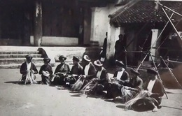 Triển lãm ảnh nghệ nhân thủ công Việt Nam thời Đông Dương tại Pháp
