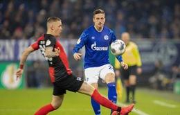Schalke 04 3-2 Hertha Berlin: Ngược dòng kịch tính