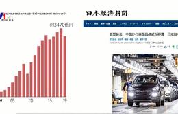 Dịch viêm phổi cấp do virus Corona tác động xấu đến nền kinh tế Nhật Bản
