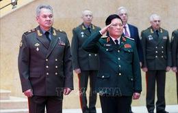 Thúc đẩy hợp tác quốc phòng Việt Nam – Liên bang Nga