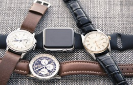 Apple Watch bán chạy hơn toàn bộ ngành công nghiệp đồng hồ Thụy Sĩ