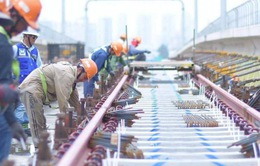 Năm 2020, TP.HCM quyết tâm hoàn thành 85% dự án tuyến metro số 1