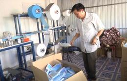 Bình Phước phát hiện cơ sở sản xuất 1.500 khẩu trang y tế không đúng tiêu chuẩn