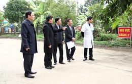 Thêm một nữ công nhân trở về từ Vũ Hán dương tính với nCoV