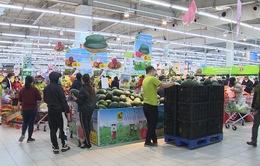 Các doanh nghiệp Hà Nội hỗ trợ nông dân tiêu thụ nông sản