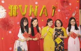 """Du học sinh Việt tại Boston (Mỹ) phấn khởi đón năm mới với sự kiện """"Về nhà ăn Tết"""""""