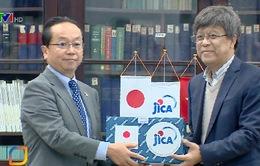 Jica hỗ trợ Việt Nam sinh phẩm xét nghiệm nhanh nCoV