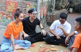 Ẩm thực kỳ thú - Tập 4: JayKii - Quang Anh đứng chờ 2 tiếng để được.. đi ăn
