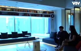 Ghé thăm ngôi nhà thông minh IOT tại Hàn Quốc