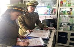 Quảng Bình: Xử phạt 17 cơ sở bán thuốc trục lợi