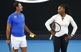 WTA thay đổi luật tương tác giữa HLV và VĐV trong sân