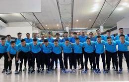 ĐT futsal Việt Nam lên đường sang Tây Ban Nha tập huấn