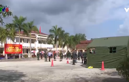 Thừa Thiên - Huế: Diễn tập phòng chống nCov