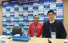 HLV Mai Đức Chung: Hàn Quốc đá tốt hơn Việt Nam nhưng các cầu thủ đã thi đấu quả cảm kiên cường
