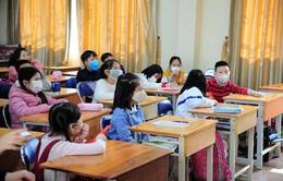 NÓNG: Xem xét cho học sinh toàn quốc nghỉ học đến hết tháng 2