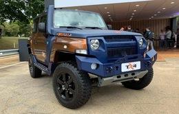 Ford tung ra mẫu xe địa hình cỡ nhỏ Troller TX4