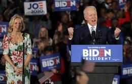 Cựu Phó Tổng thống Mỹ Joe Biden chiến thắng tại bang Nam Carolina