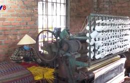 Bình Định phát triển làng nghề dệt chiếu truyền thống
