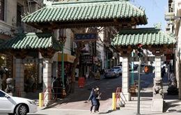 Phố người Hoa ế ẩm ở San Francisco (Mỹ)