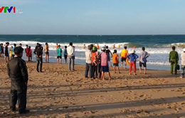 Tìm thấy thi thể du khách mất tích trên biển ở Phú Yên