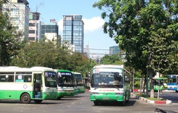 TP.HCM: Lượng hành khách đi xe bus sụt giảm