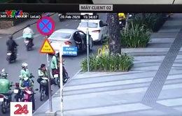 Ngày đầu giám sát vi phạm giao thông qua camera tại TP.HCM