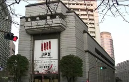 Chứng khoán Nhật Bản giảm mạnh trong 2 ngày liên tiếp