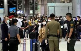 Thái Lan truy tìm 80 người trở về từ Hàn Quốc né kiểm dịch y tế