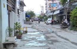 Nha Trang: Bức xúc vì đường xuống cấp và ô nhiễm