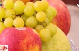 Tăng khoản chi cho thực phẩm tươi trong thời gian phòng dịch