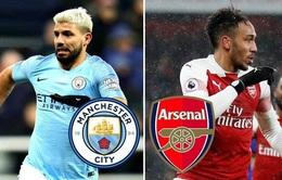 CHÍNH THỨC: Hoãn trận Man City – Arsenal do liên quan tới người mắc COVID-19