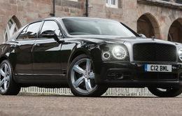 Bentley ngừng sản xuất Mulsanne, từ bỏ cuộc cạnh tranh với Phantom