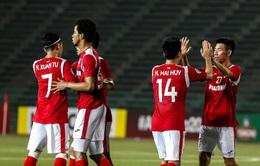 Svay Rieng 1-4 Than Quảng Ninh: Chiến thắng xứng đáng cho đội khách (Bảng G - AFC Cup 2020)
