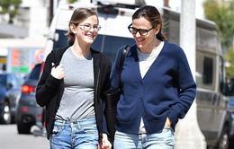 Con gái Jennifer Garner cao lớn bất ngờ