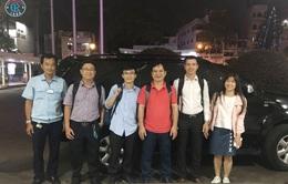 Bác sĩ Bệnh viện Chợ Rẫy lên đường hỗ trợ chống dịch COVID-19 trong đêm