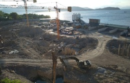 Xử lý vi phạm xây dựng tại khu du lịch đảo Hòn Tằm