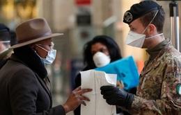 Số người nhiễm COVID-19 tại Italy tăng mạnh lên hơn 12.000 người