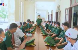 Bộ đội Biên phòng Quảng Nam tích cực phòng, chống dịch bệnh Covid-19