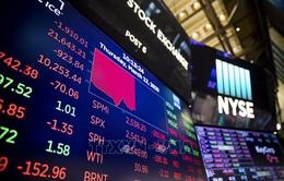 Thị trường chứng khoán Âu - Mỹ lao dốc